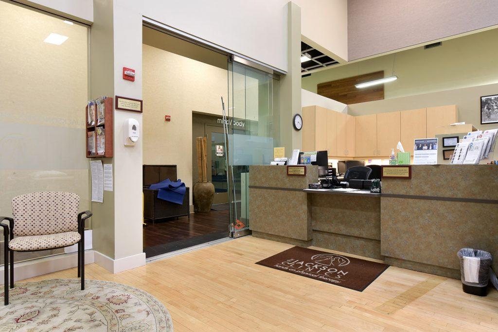 Tysons (Inside Sport&Health) Jackson Clinic Photo