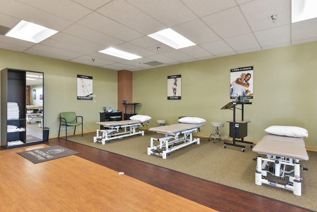 Potomac Falls / Sterling Jackson Clinic Photo