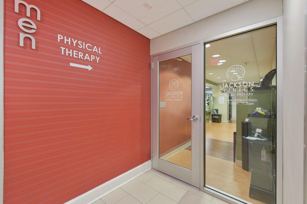 Old Town (Inside Sport & Health) Jackson Clinic Photo