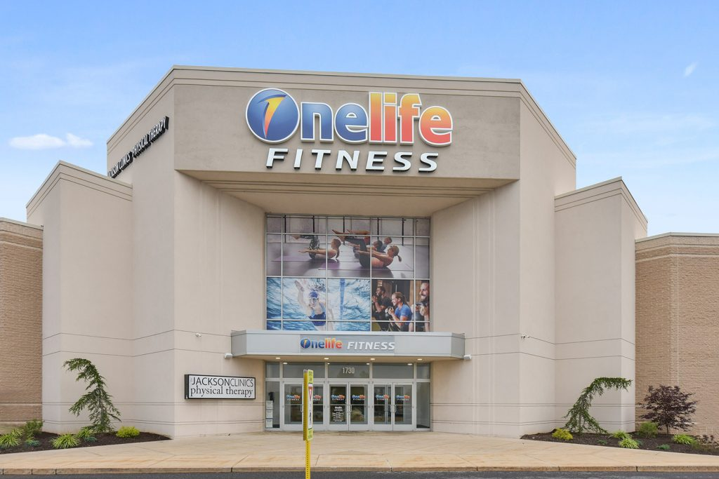 Hagerstown, MD (Inside Onelife Fitness) Jackson Clinic Photo