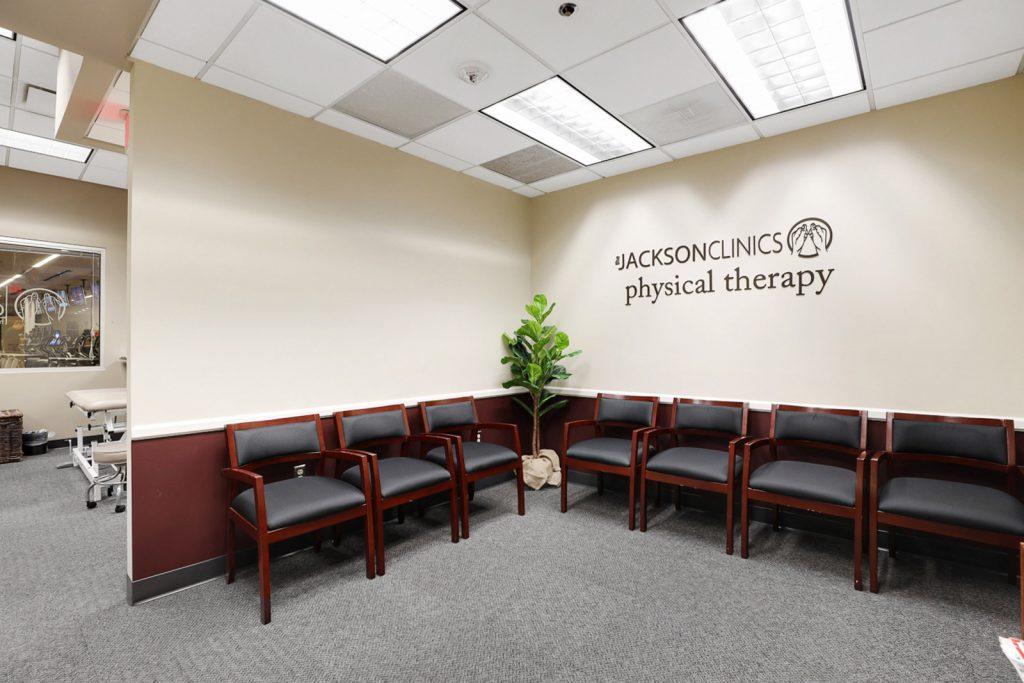 Herndon / Worldgate (Inside Sport & Health) Jackson Clinic Photo